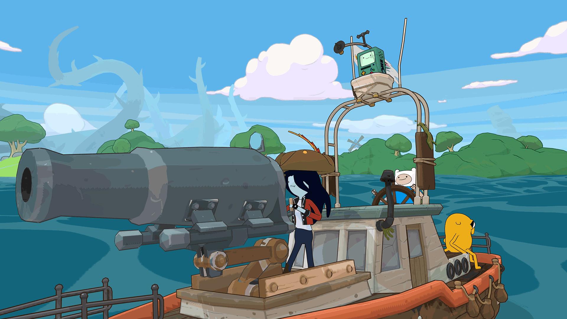 Adventure Time: Les Pirates de la Terre de Ooo (PC, PS4, XBOX ONE & Nintendo Switch) 1530102506-5283-capture-d-ecran
