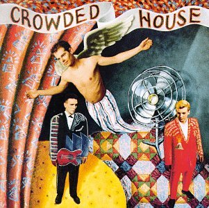 CROWDED HOUSE Cd-cover