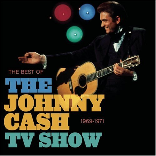Johnny Cash Cd-cover