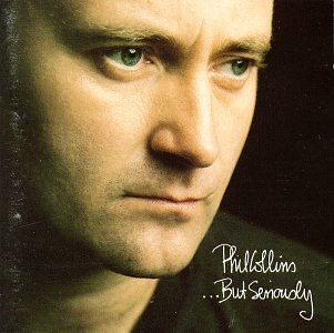 Phil Collins Cd-cover