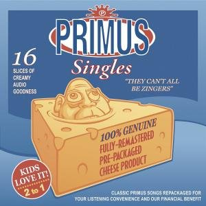 Primus Cd-cover