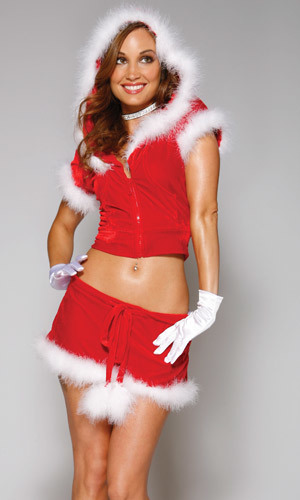 SECRET SANTA WISHLIST 2012 Sexy-Christmas-Costume