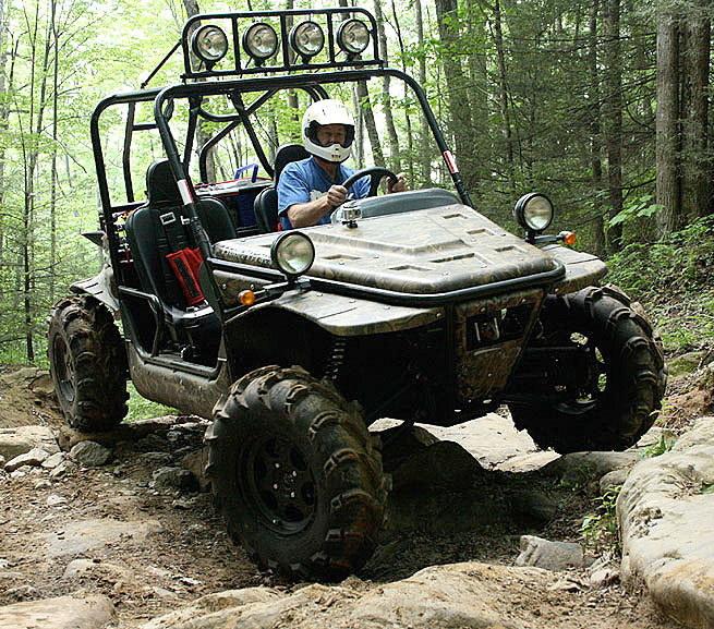 Isard, le buggy électrique pour ne plus polluer la campagne ! Par Joseph de Carme                           1100CC-Go-Kart-4X4-off-Road-Buggy