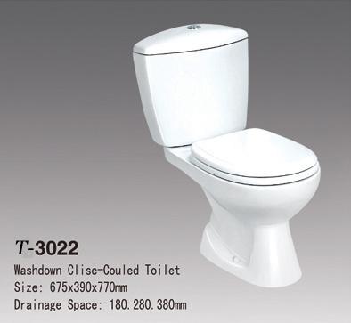 Basé sur les nombres, il suffit d'ajouter 1 au précédent. - Page 4 Two-Pieces-Toilet-T-3022-