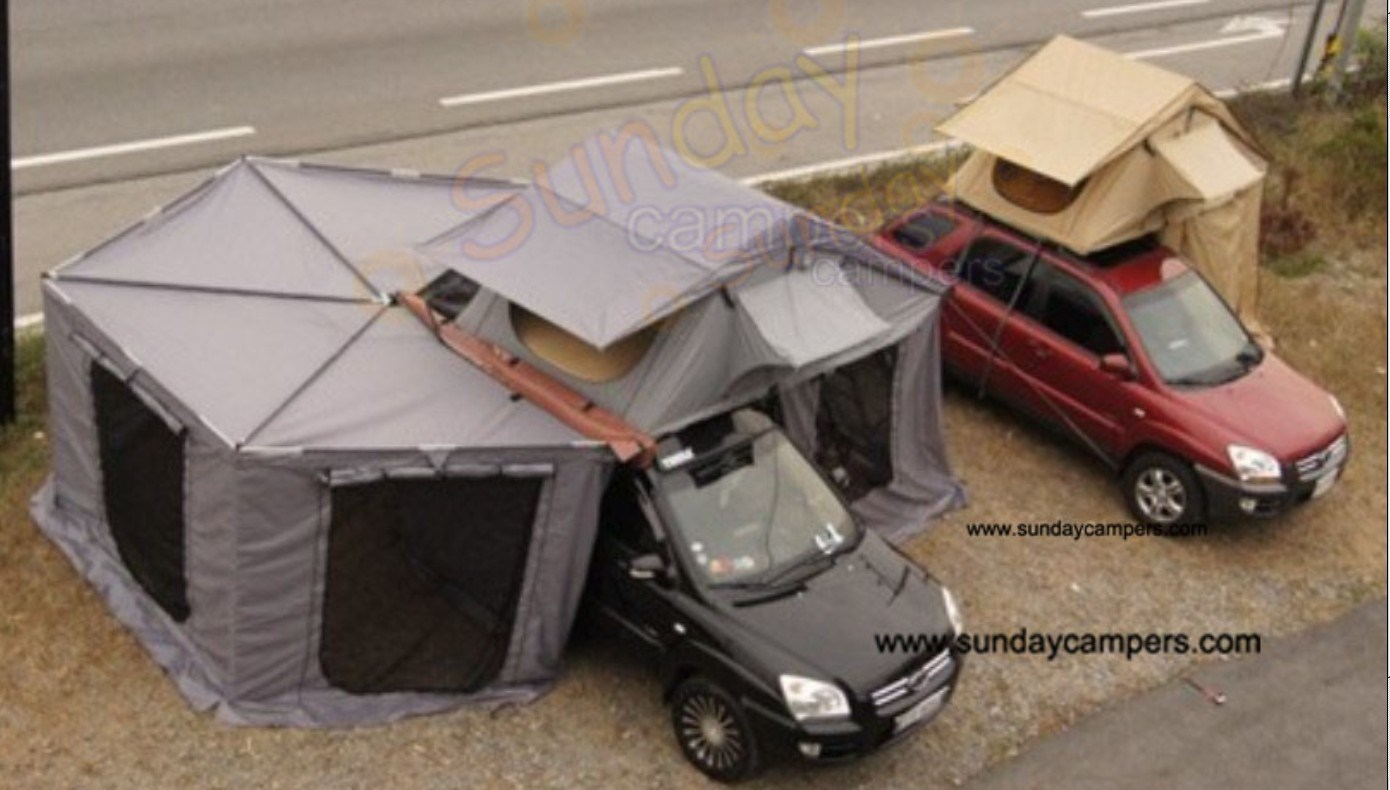 Woodland - Page 2 2013-Double-Layers-Canvas-Car-Roof-Tents-Roof-Top-Tent