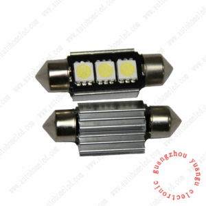 Leds para tu vehiculo Canbus-Auto-LED-Light-C5w-Sv8-5-Festoon-Lamp-3-SMD-5050-31mm-36mm-39mm-42mm-Lighting
