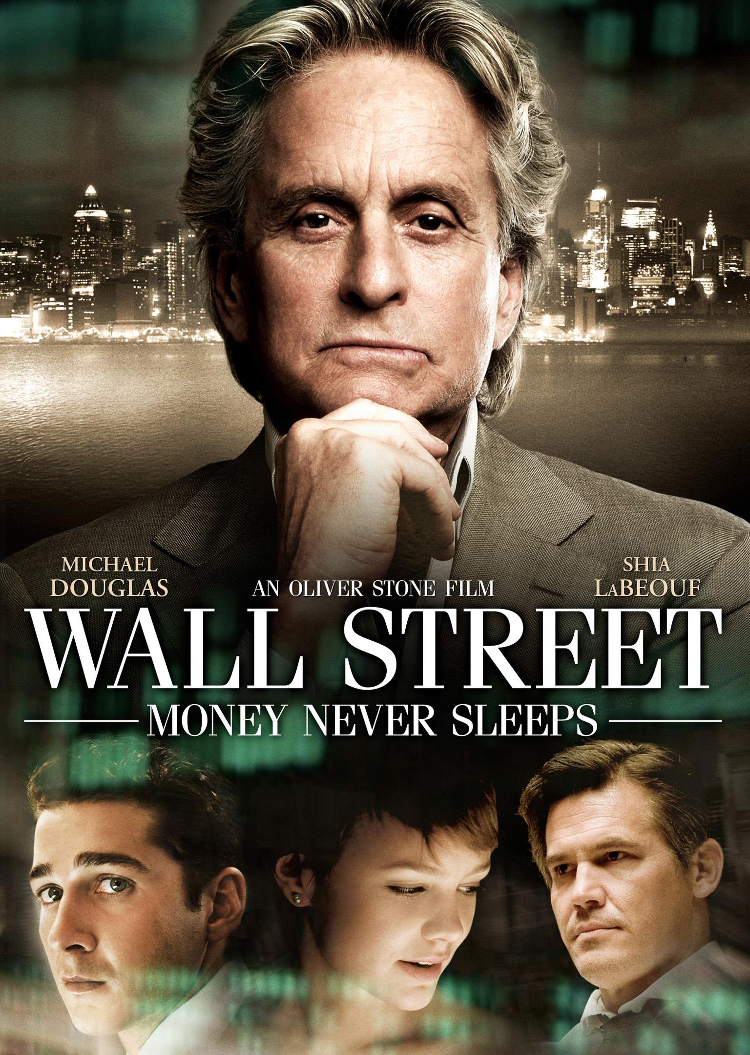 Films - To Watch List Money_never_sleeps