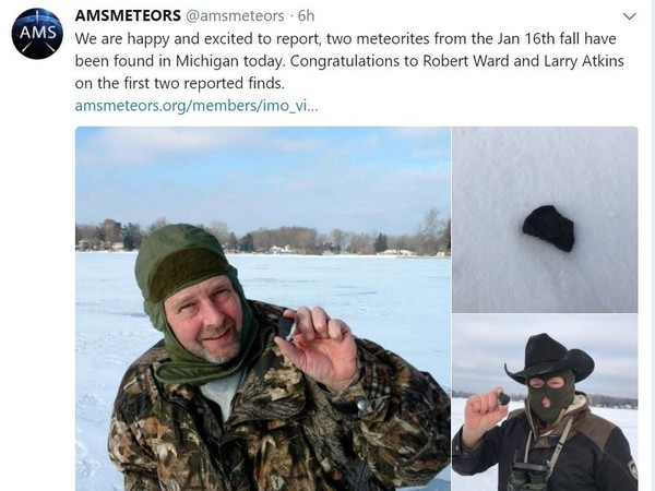 Meteorite suite bolide du 16 janvier 2018 dans le Michigan Mete-2jpg-af4c4ea9691c031d