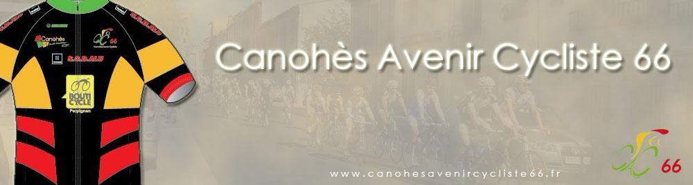 Canohes Avenir Cycliste 66