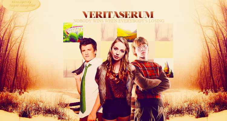 VERITASERUM • stuck in the past, deep in the future.