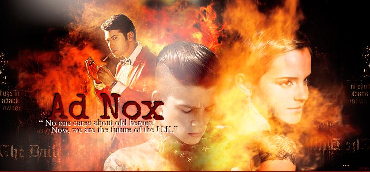 AD NOX : THE AURORS.
