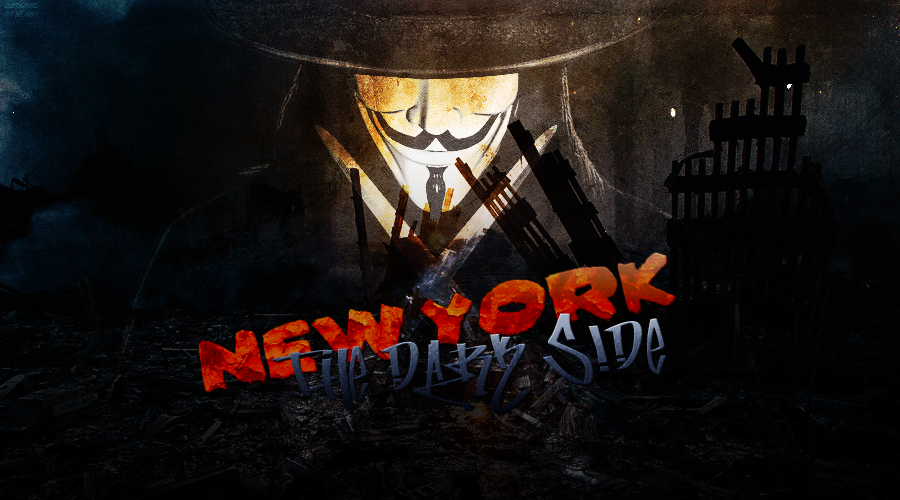 New York - The Dark Side