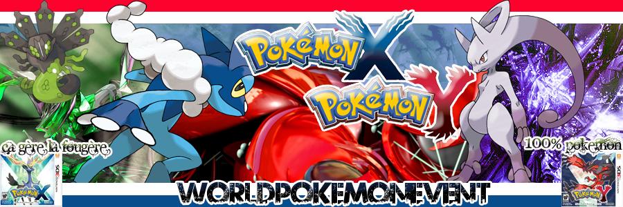 World Pokémon Event