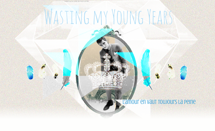 Wasting My Young Years