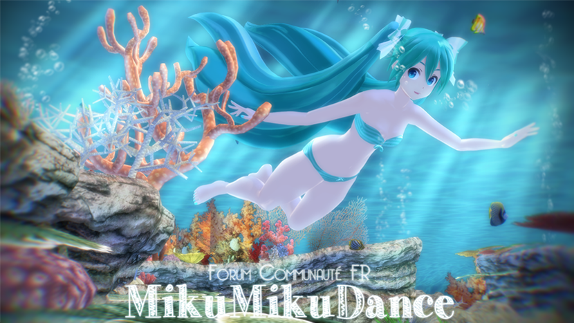 Miku Miku Dance - Forum d'entraide