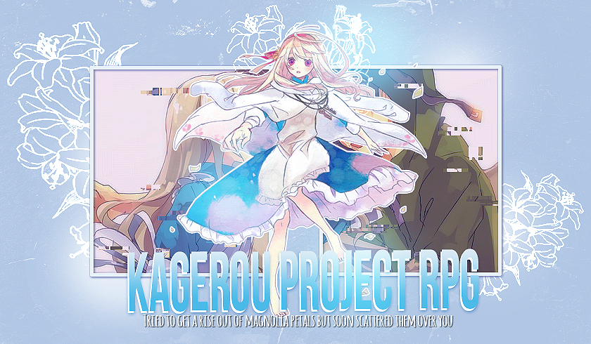 Kagerou Project RPG
