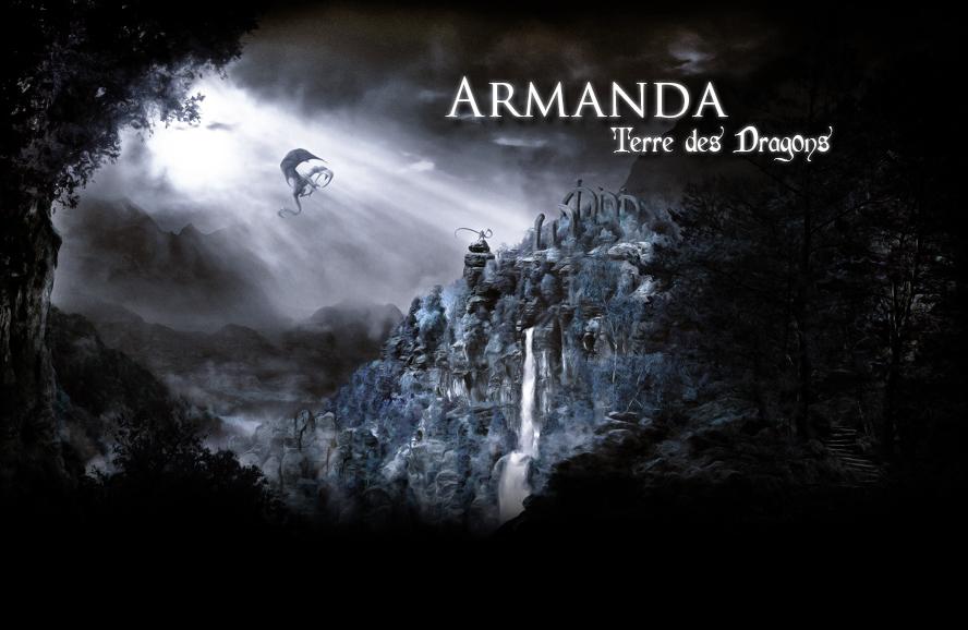 Armanda, terre des dragons
