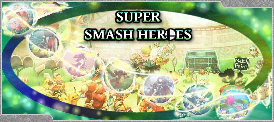 Super Smash Heroes