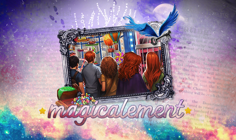 Magicalement