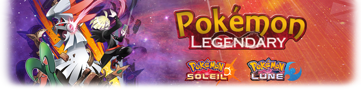 Pokémon Legendary Infinity