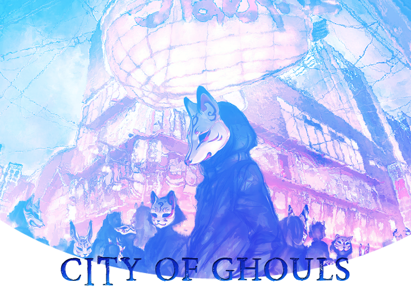 Tokyo Ghoul: City of Ghouls
