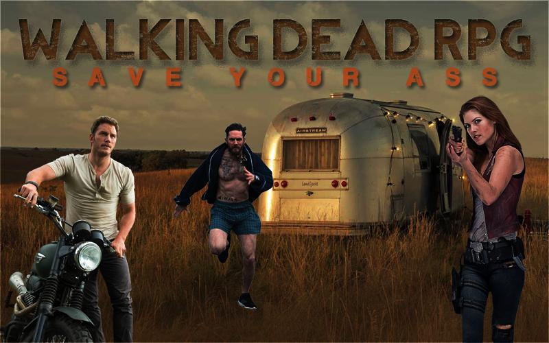 THE WALKING DEAD RPG