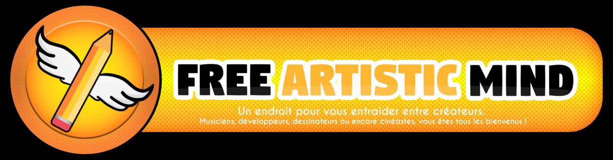 FREE ARTISTIC MIND - Entraide artistique entre créateurs