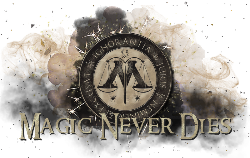 Magic Never Dies