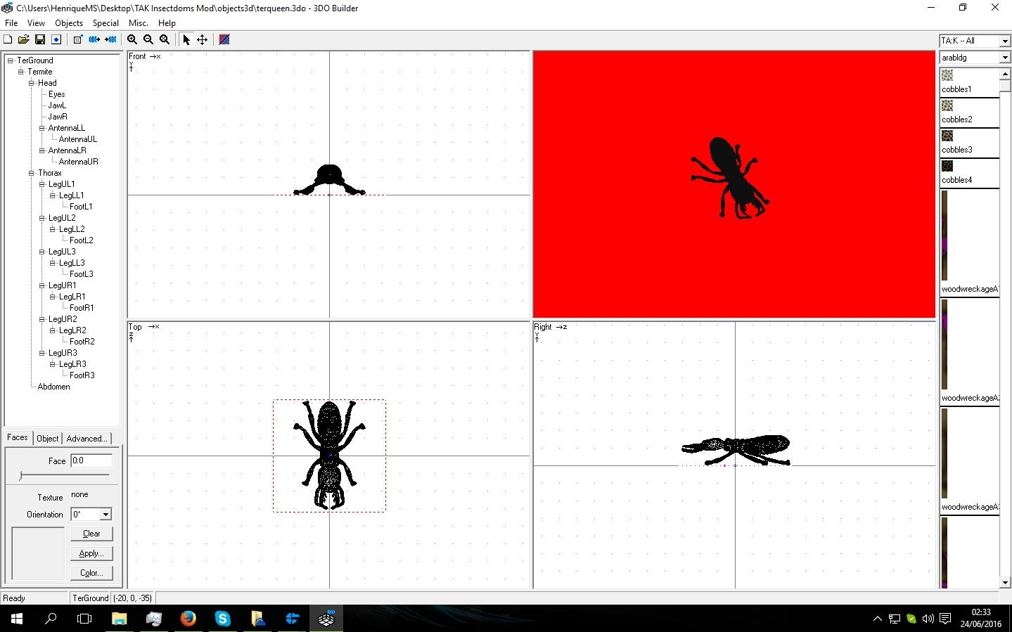Total Annihilation: Insectdoms Mod 113790cfefb7483db2b255c56f6714f2