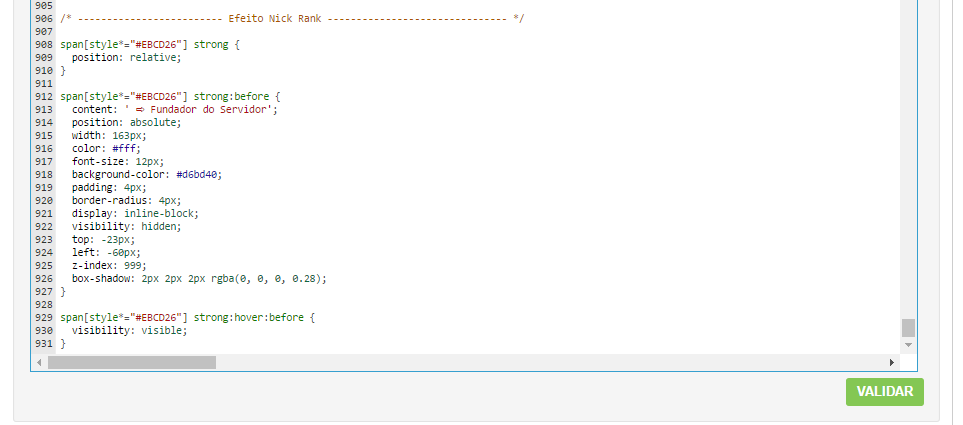 ff0000 - Tooltip no nome de usuario 2be472101c6b455cb329191dbdba6b2c