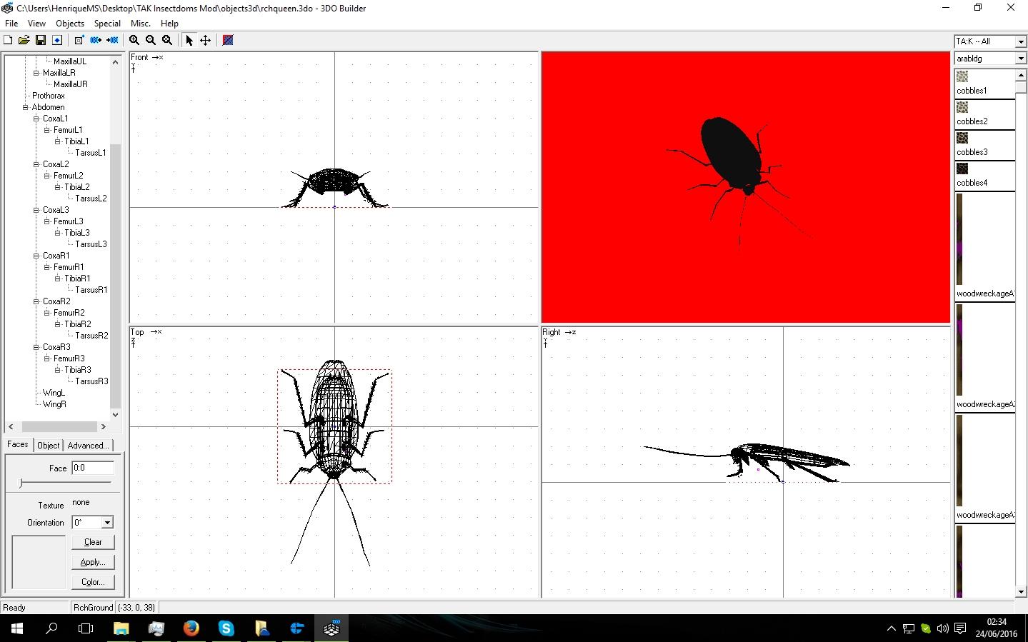 Total Annihilation: Insectdoms Mod 36c9a4dac1c049fcbc9d6c19eea2ddf2
