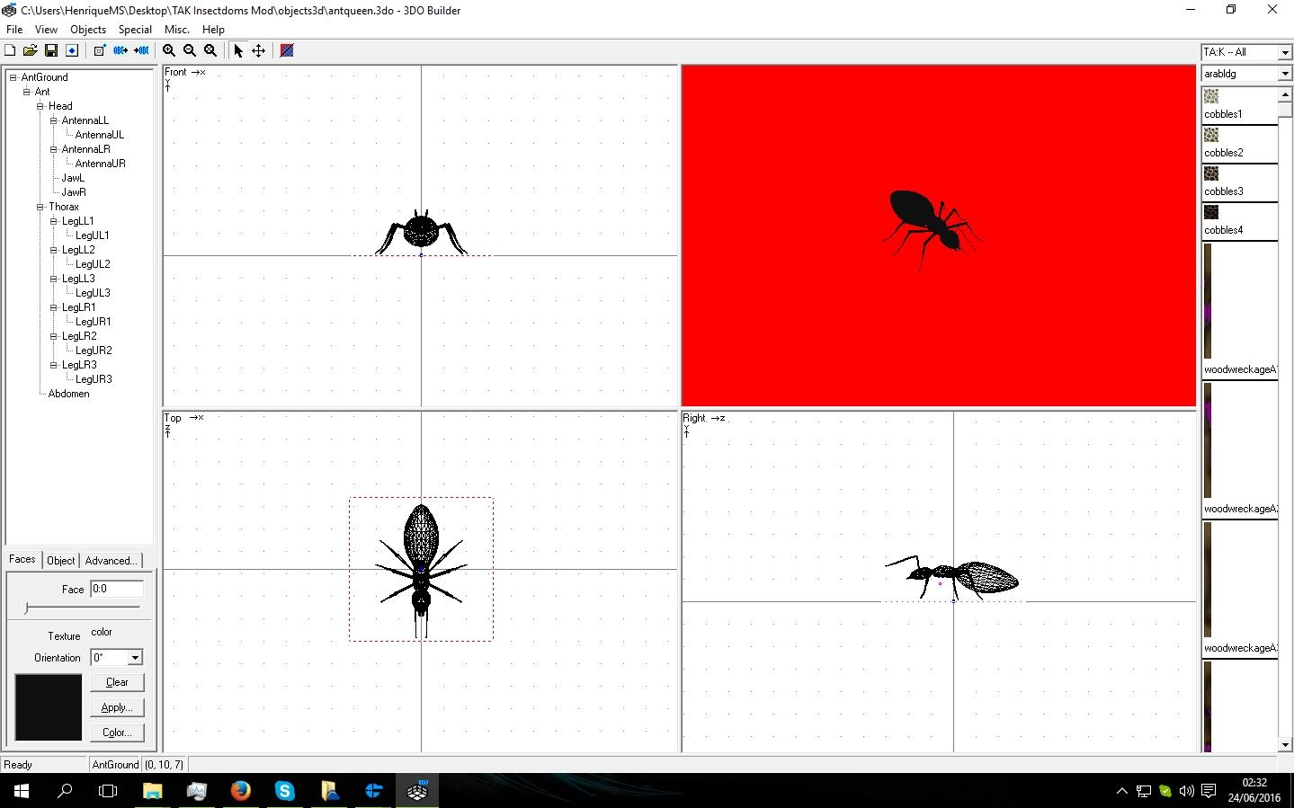 Total Annihilation: Insectdoms Mod 77625aa66b4b47fab16ea1059dd022aa