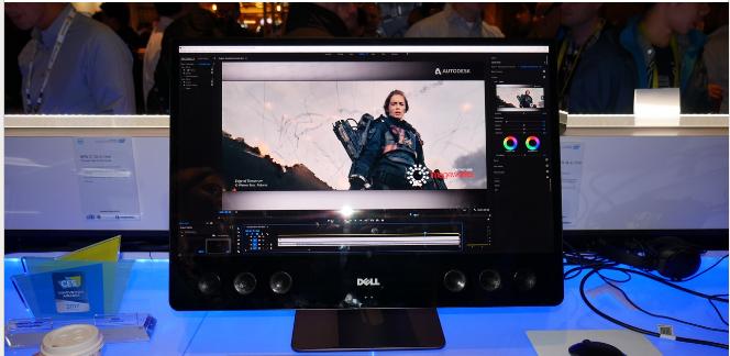 To Dell XPS 27 έχει οθόνη 4Κ Ultra HD και σύστημα ήχου με 10 ηχεία 8382930706b741b3a8efffa5f6f2b7ff