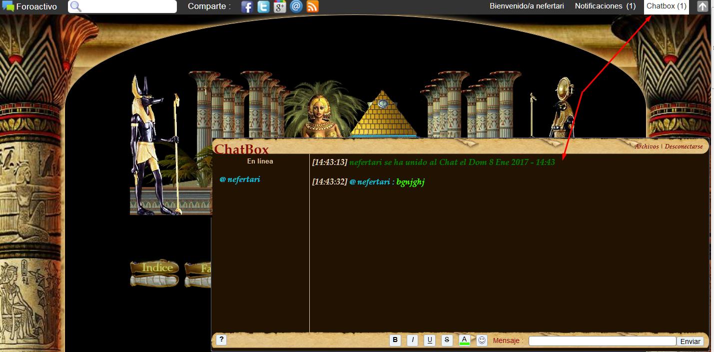 Algo ocurre con <frame> del Chatbox y la página no deja de cargar A9ac59fb23c6414b8ec55106f5c6e42d