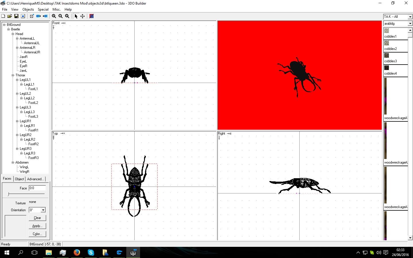 Total Annihilation: Insectdoms Mod Bbefe1d820994faab0eb20b777a4686b
