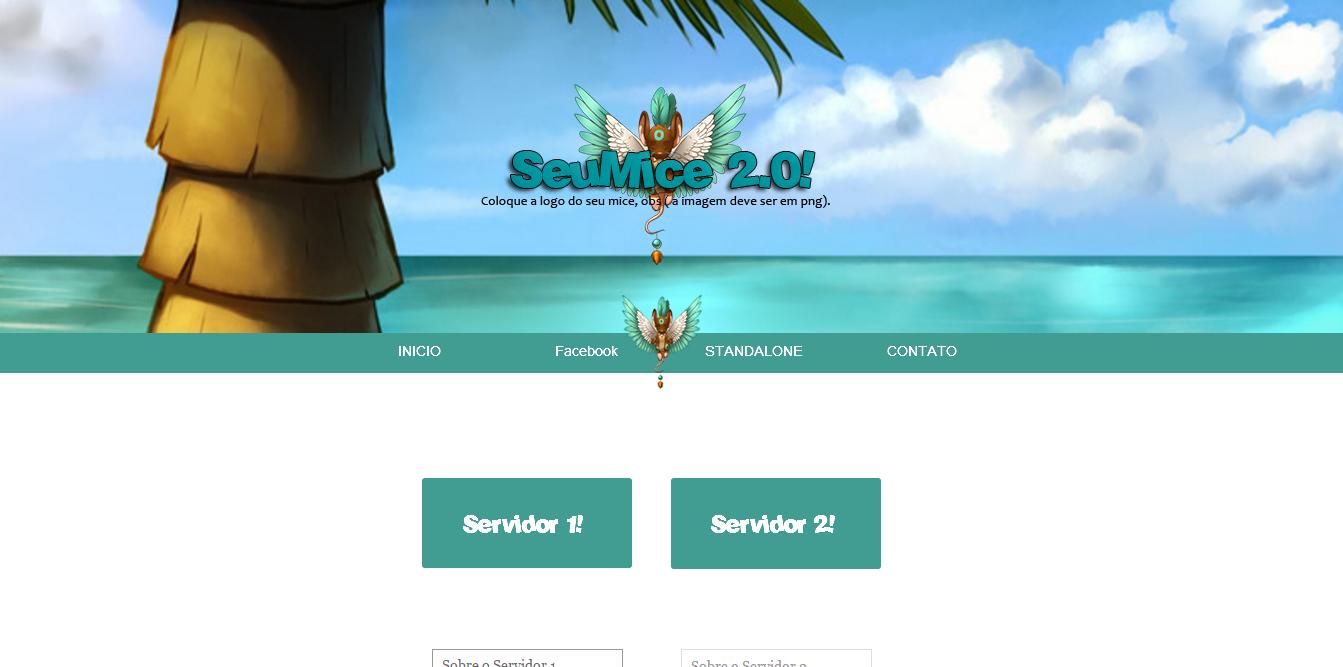 Layout SeuMice 2.0          | Servidor 1 e 2 | C407e9cd07ca44d1a5b20285388cff97
