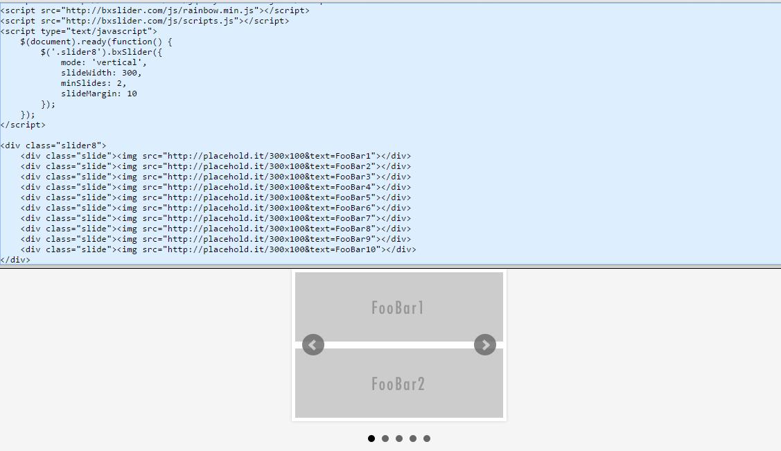Dificuldade de instalar Slider de conteúdo. E5b38369ac2b4a9b9b7b15874b8b086d
