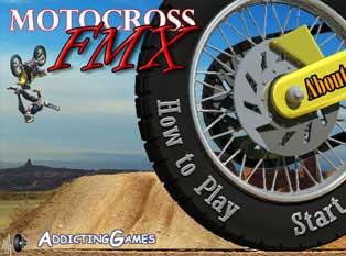 MOTOCROSS FMX 3683