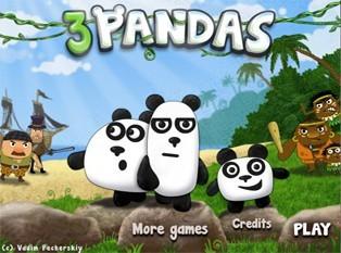 3 Pandas 9807