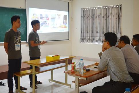 ĐH Duy Tân cố vấn giúp học sinh THPT đoạt giải nhì Thử thách sáng tạo trẻ Anh2_rfye