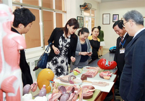 ĐH Duy Tân hợp tác về điều dưỡng với Tập đoàn Phúc lợi Xã hội SEIREI (Nhật) Tapdoanseirei2_awfu