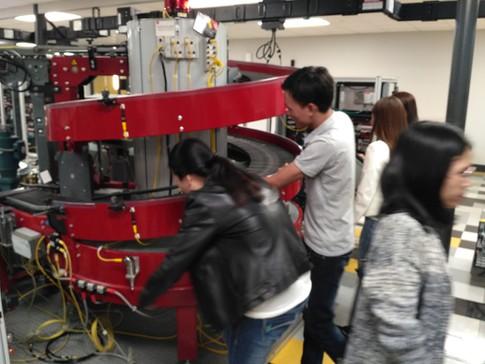 DTU tập huấn đào tạo ngành Tiên tiến Cơ điện tử, Điện-Điện tử tại Purdue, Mỹ 7_jajq