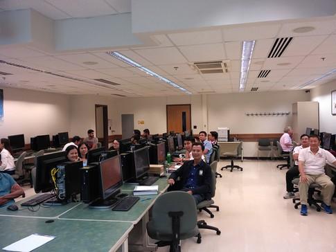DTU tập huấn đào tạo ngành Tiên tiến Cơ điện tử, Điện-Điện tử tại Purdue, Mỹ 8_trkt
