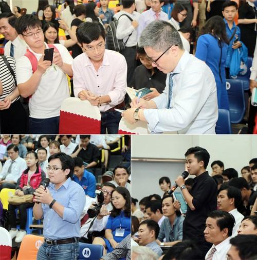 Giáo sư Ngô Bảo Châu thăm và giao lưu với giảng viên, sinh viên ĐH Duy Tân Anhngobaochau2_hrco