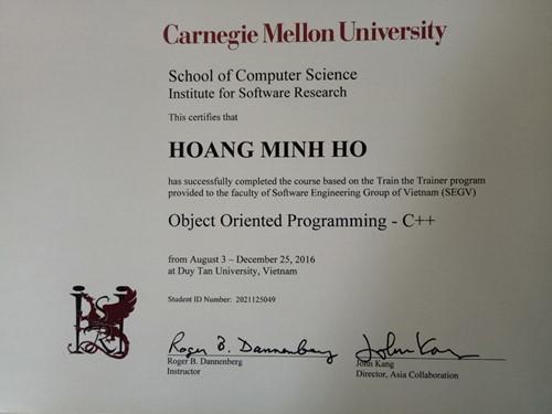 Trao Chứng chỉ CMU, PSU và CSU cho sinh viên Chungchi1_xgjp