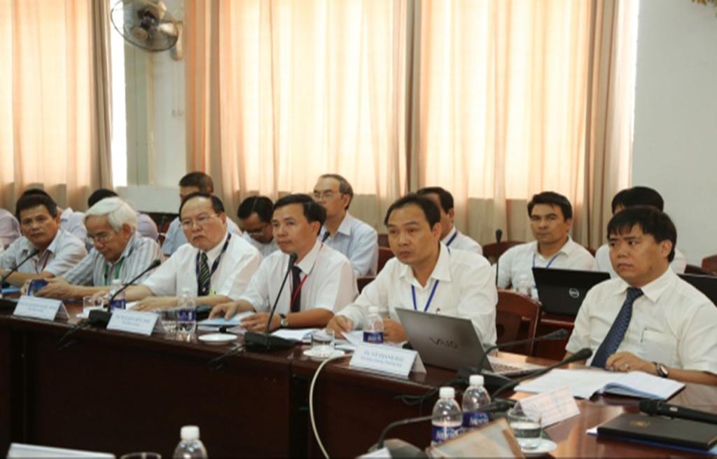 UB Văn hóa, Giáo dục, Thanh niên, Thiếu niên và Nhi đồng của Quốc hội thăm ĐH Duy Tân Anhduoi_wjrz