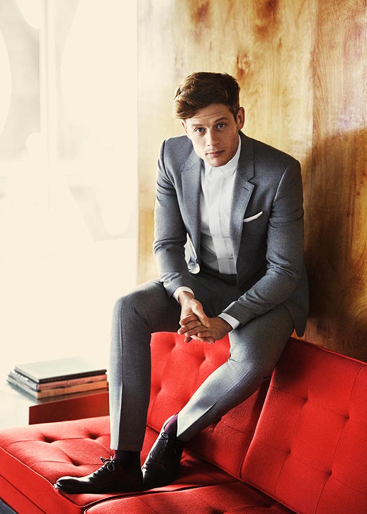 """James Norton, un acteur """"classique"""" audacieux - Page 2 James-Norton-Vogue-February-2015-Shoot"""