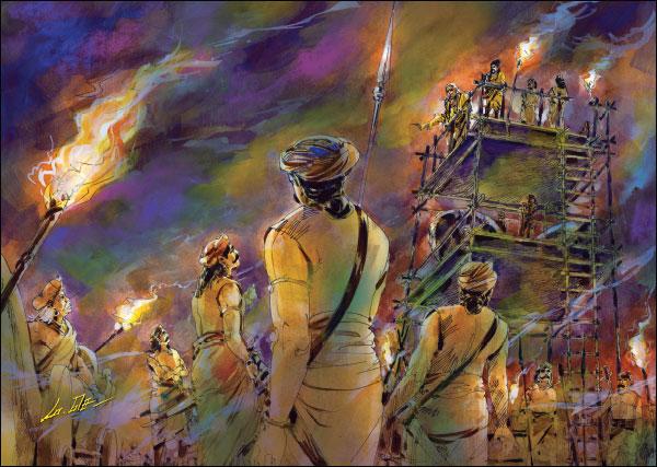 வீரயுக நாயகன் வேள் பாரி - 111 -சு.வெங்கடேசன் - சரித்திர தொடர் - Page 11 P117c_1539781692