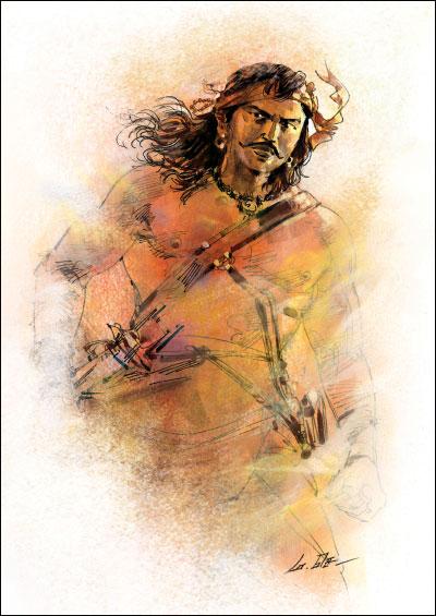 வீரயுக நாயகன் வேள் பாரி - 111 -சு.வெங்கடேசன் - சரித்திர தொடர் - Page 12 P83e_1542793536