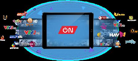 VTVcab ON: Dịch vụ hoàn toàn mới của VTVcab 2